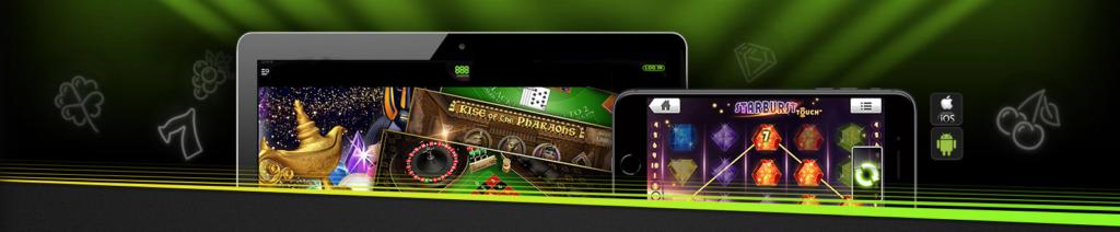 888casino til mobil