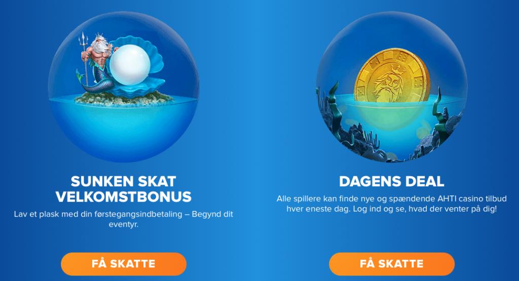 AHTI Games kampagner