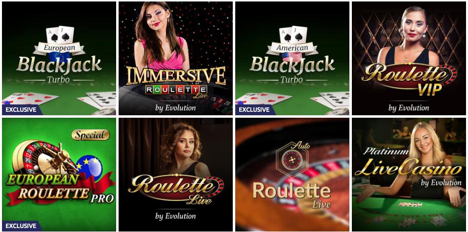 DrueckGlueck live casino