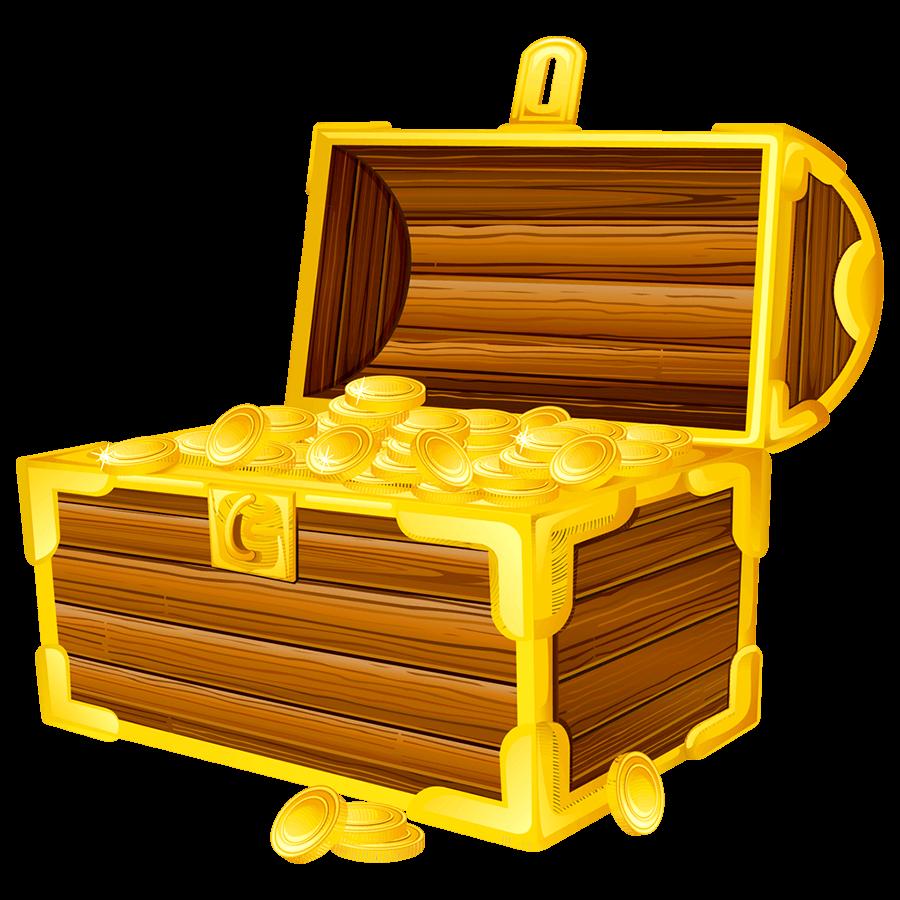Treasure Chest - 777.dk