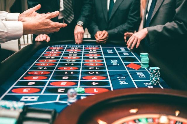 4 personer spille gratis roulette