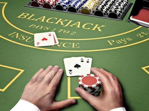 Blackjack strategi