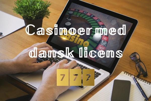 Casinoer med dansk licens - 777.dk