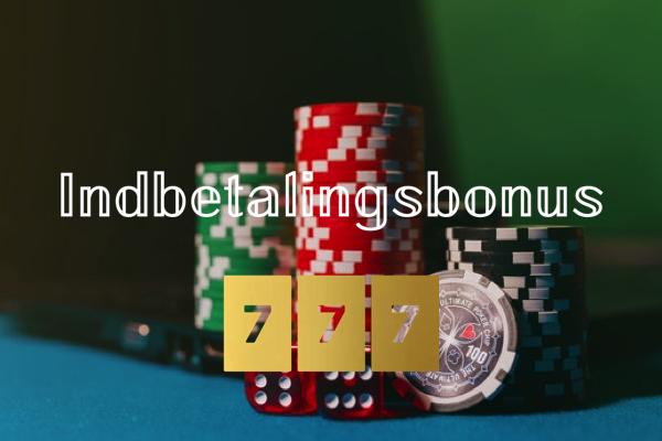 Indbetalingsbonus - 777.dk