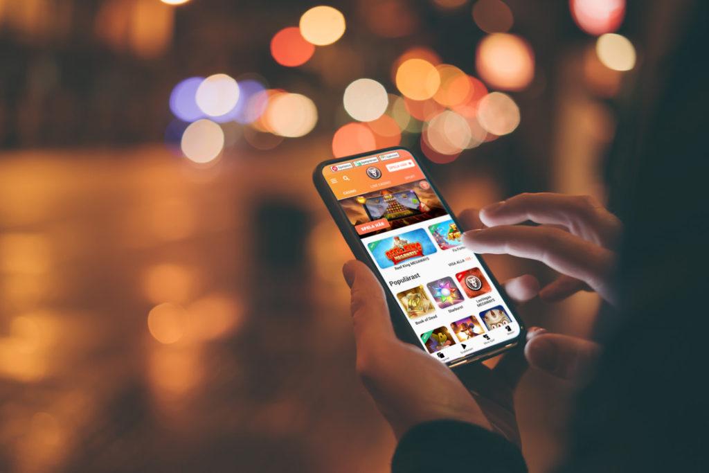 Spil på LeoVegas sport fra mobilen